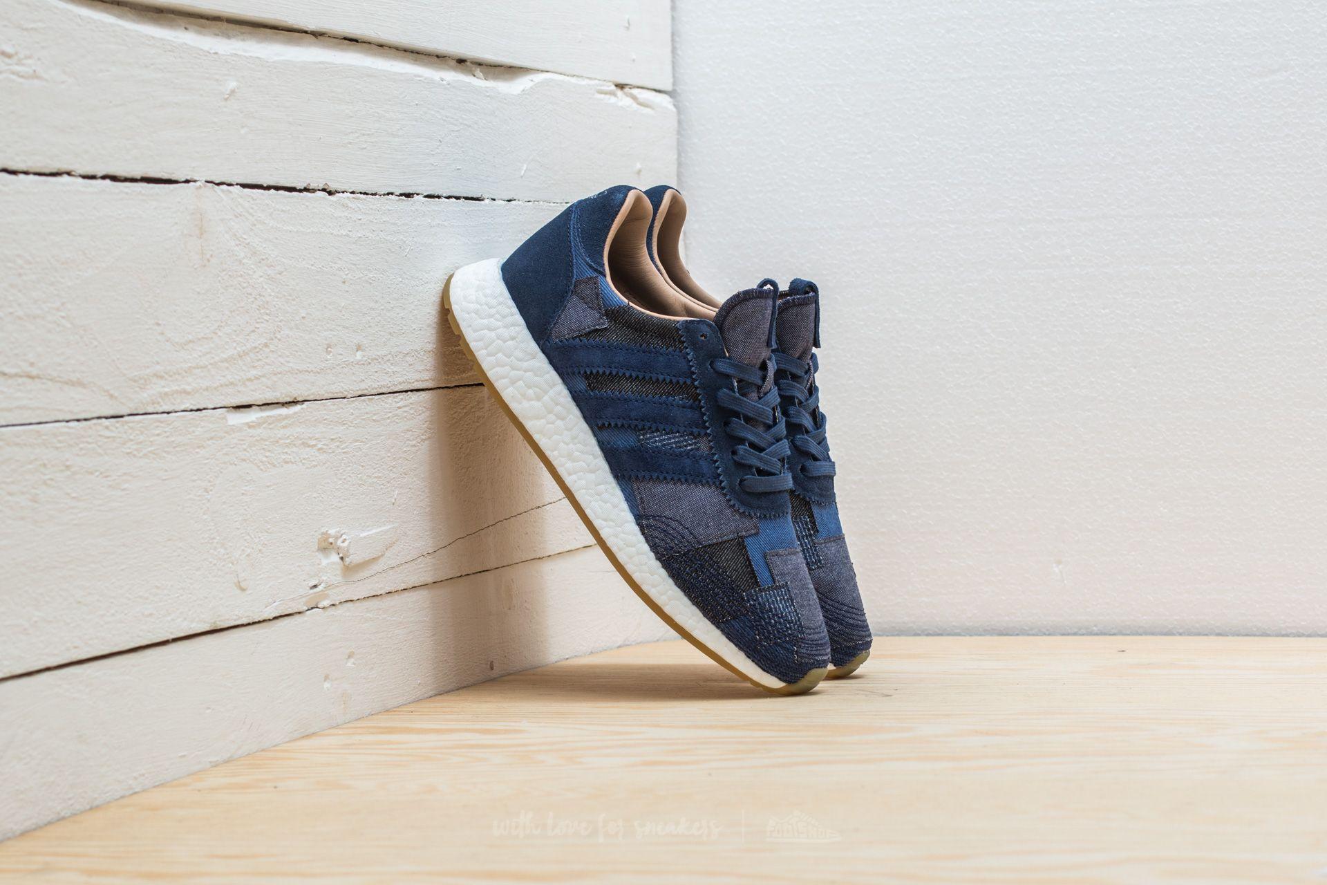 adidas Consortium x End x Bodega Iniki Runner S.E. Blue/ Tan - 17936