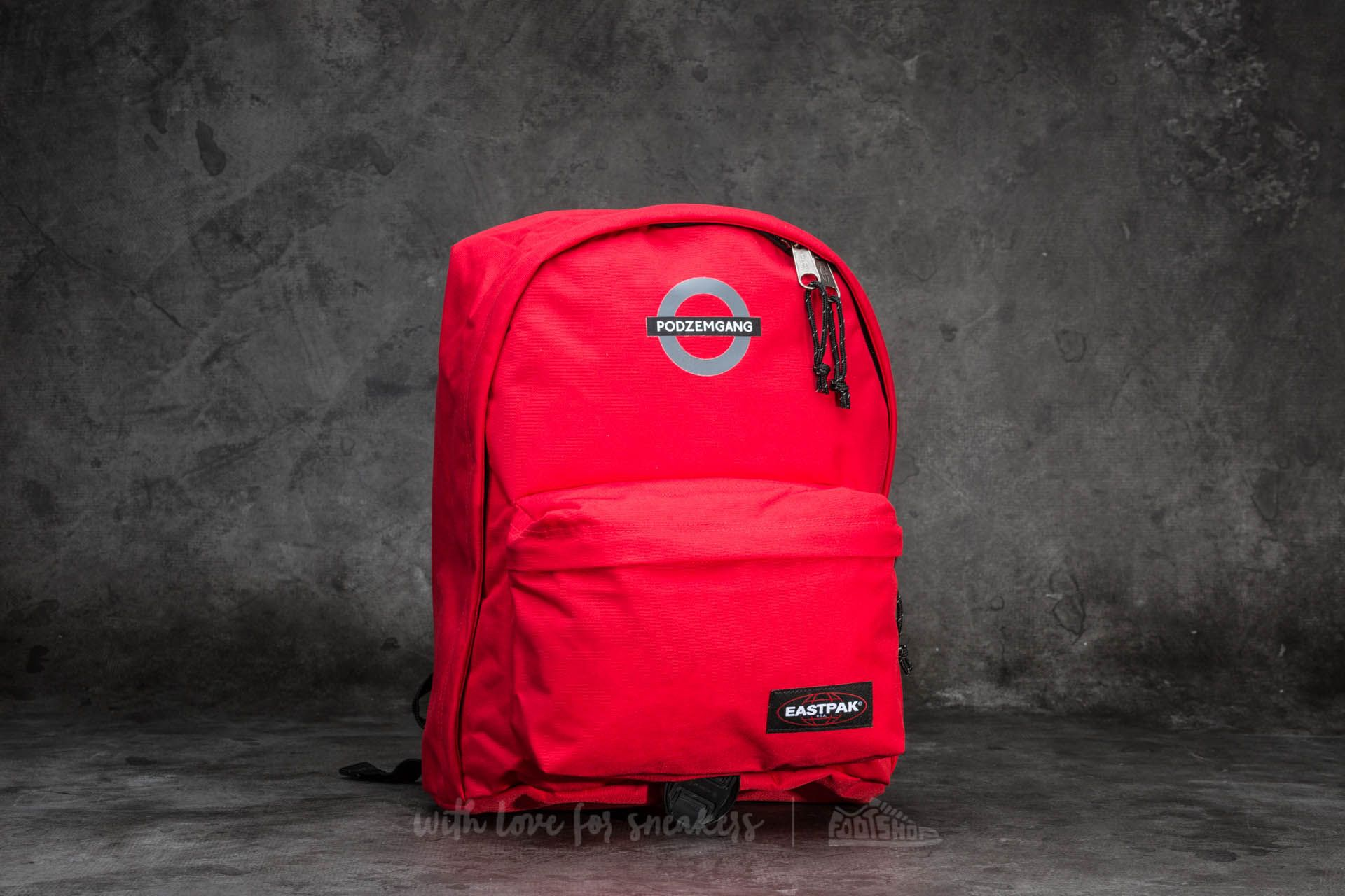 Eastpak Out Of Office Podzemgang Chuppachop Red - 17443