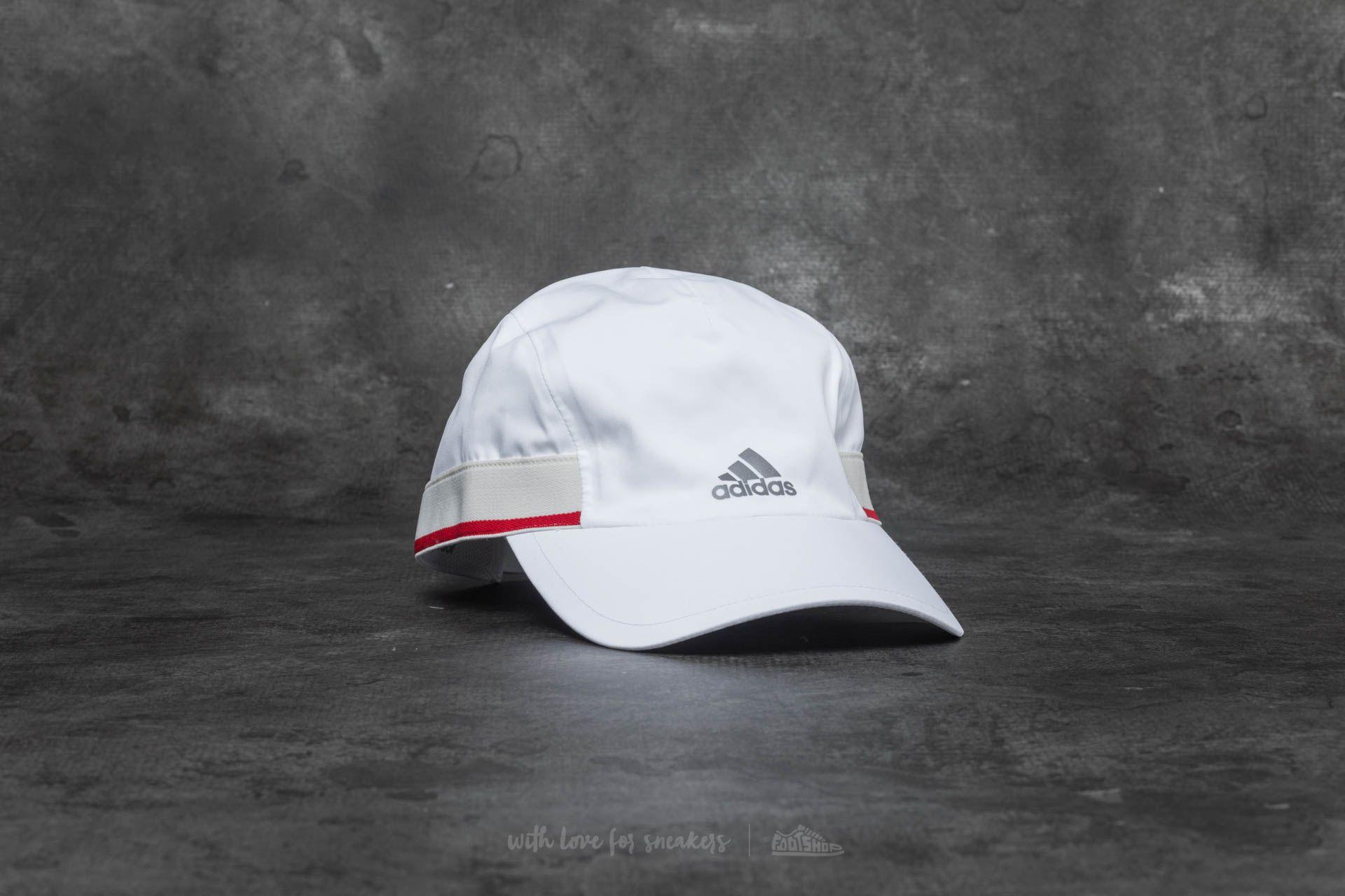 adidas Run Thru Time Cap White - 18087