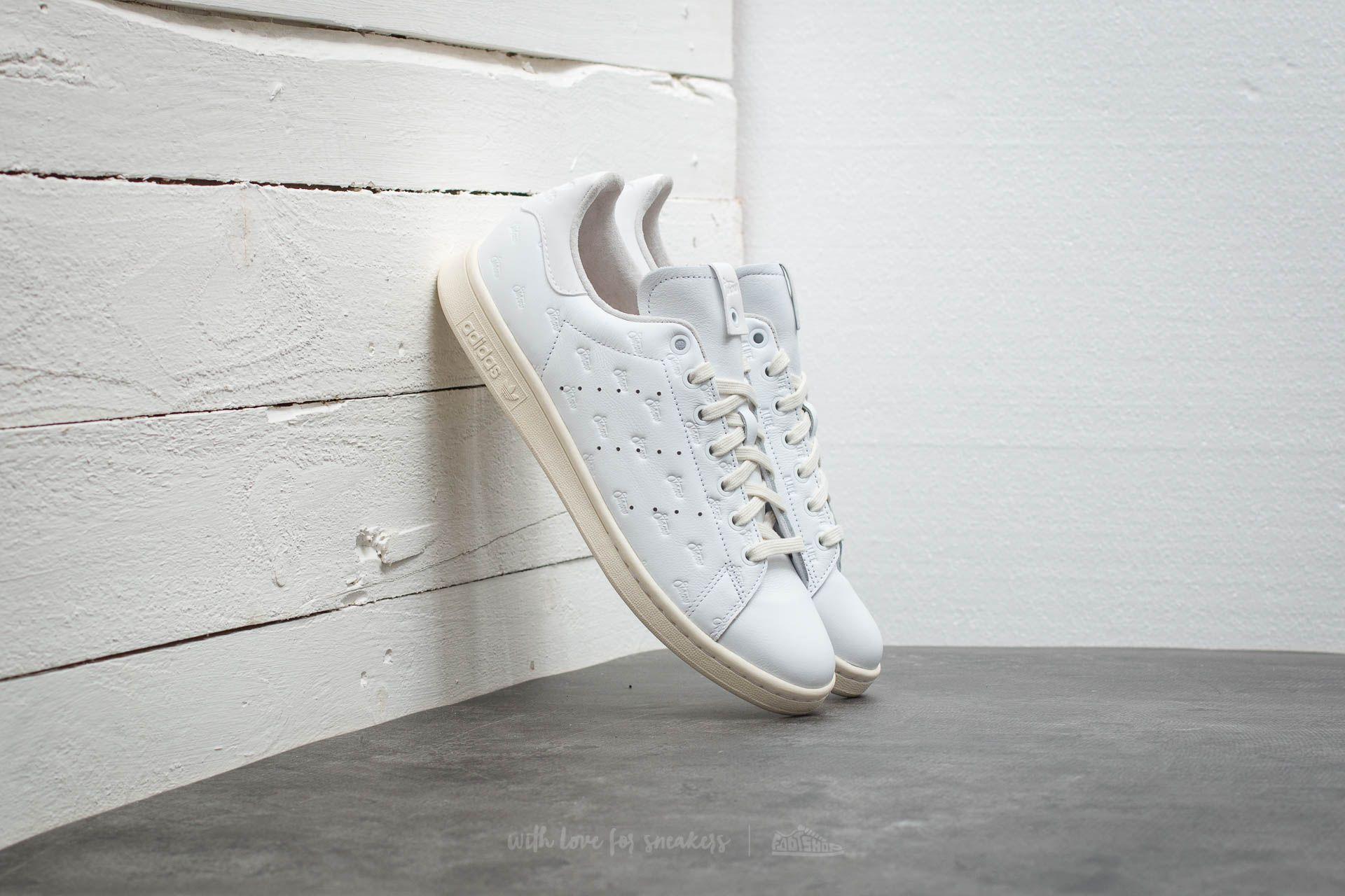 adidas Consortium x Alife x Starcow Stan Smith S.E. Core White/ Core White/ Core White - 18263