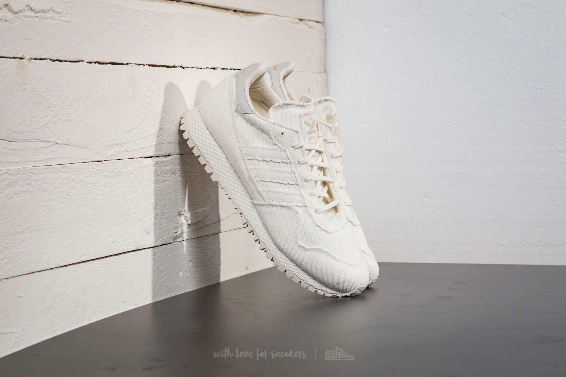 adidas New York Past Arsham Cream White/ Cream White/ Cream White - 18436