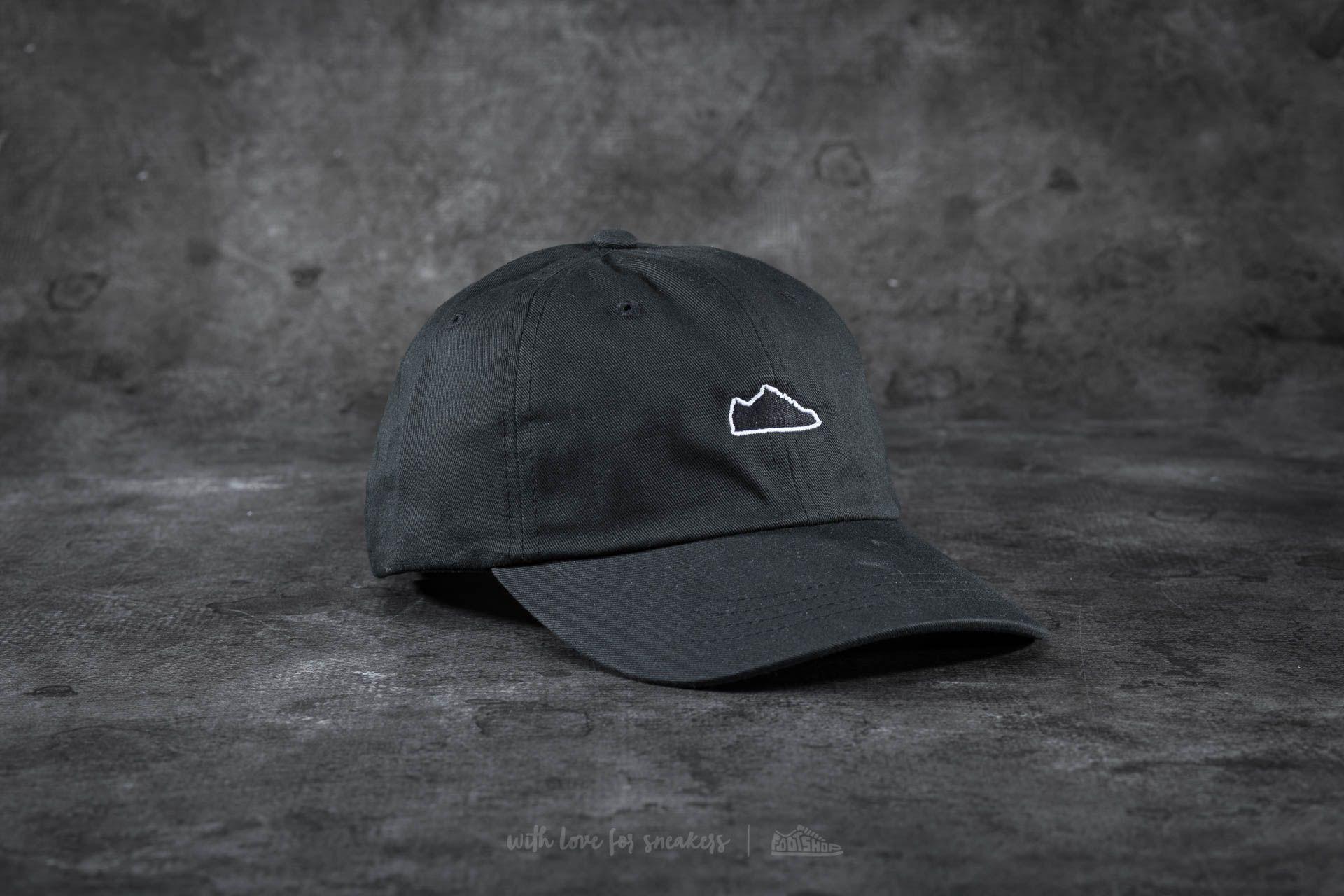 Footshop Cap Black - 12070