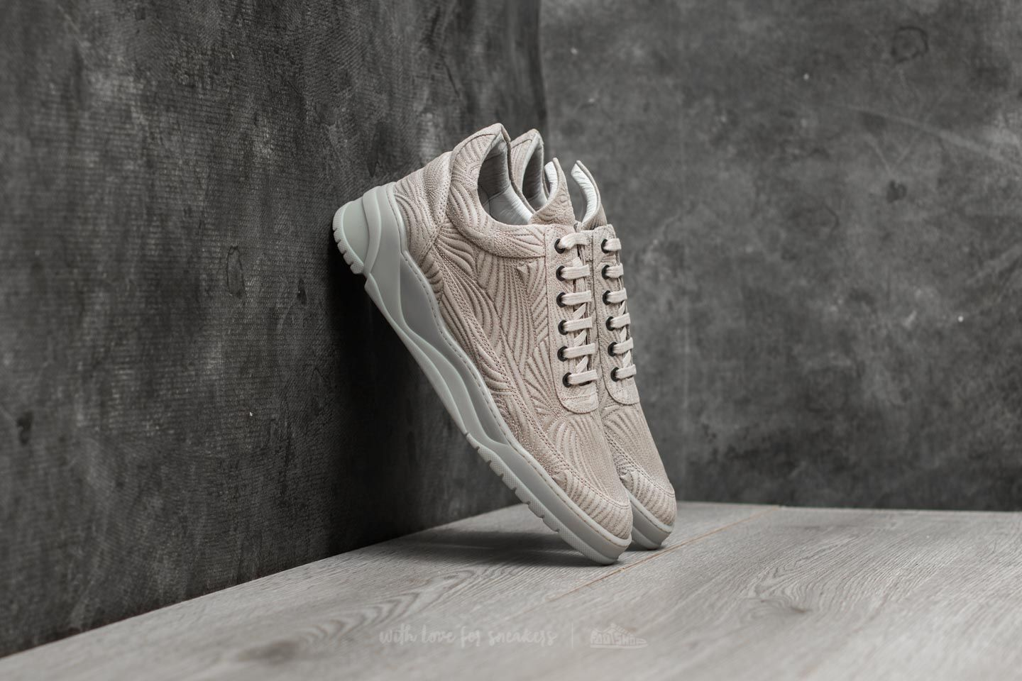Filling Pieces Low Top Astro Joichi Off White - 18727
