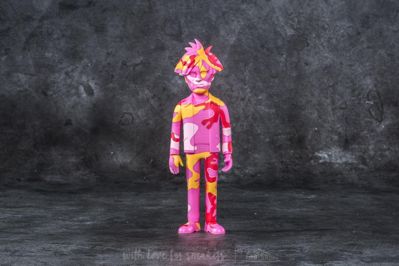 Medicom Toys Vinyl Collectible Dolls Andy Warhol Pink Camo - 18959