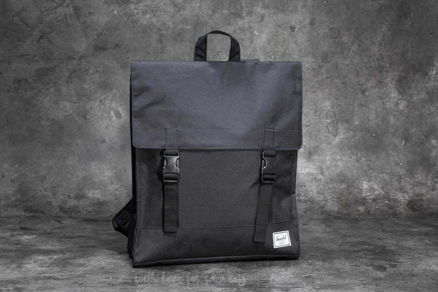 Herschel Supply Co. Survey Backpack Black - 19206