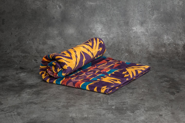 Pendleton Echo Peaks Jacquard Towel Purple - 19443