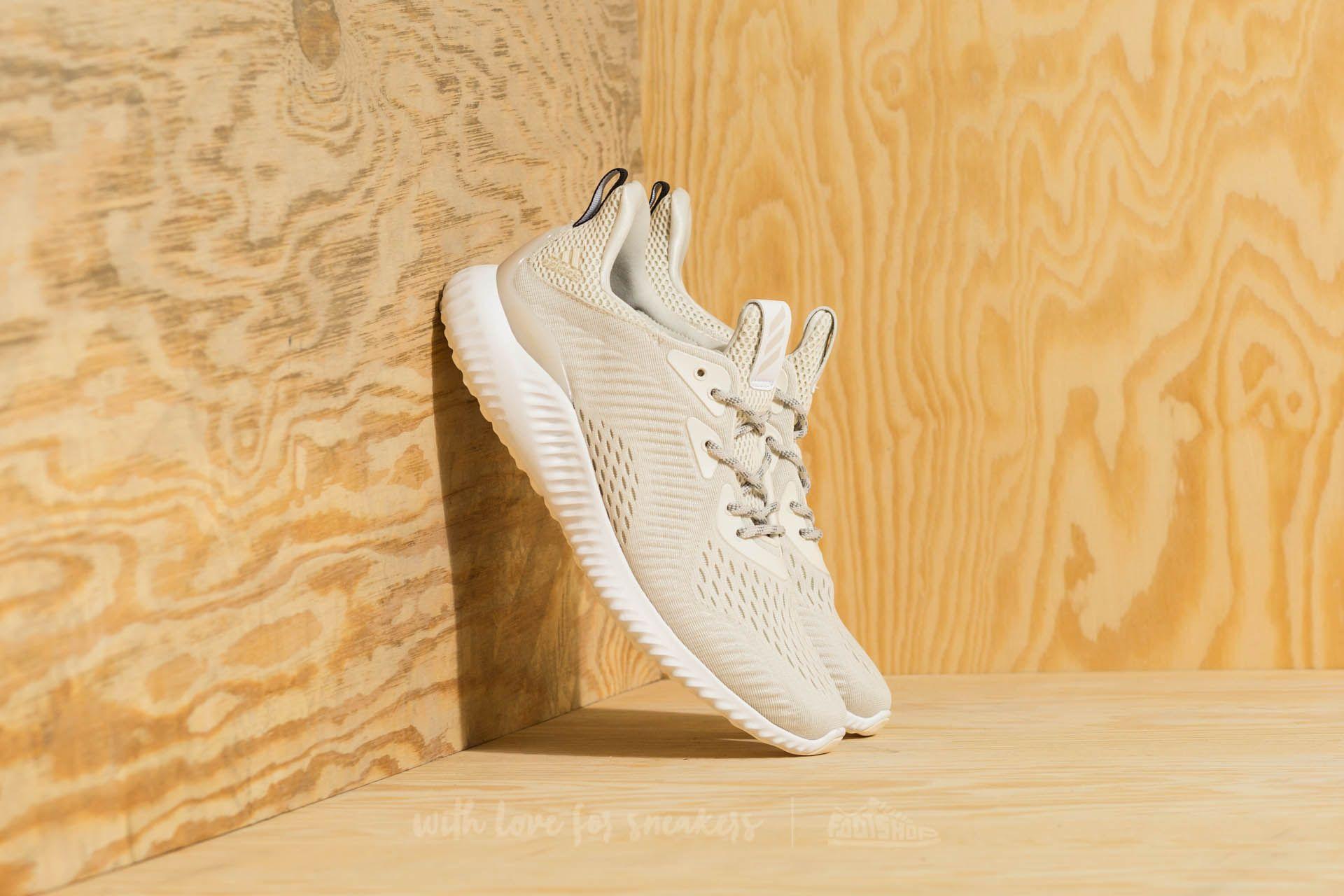 adidas alphabounce em Chalk White/ Footwear White/ Talc - 19949