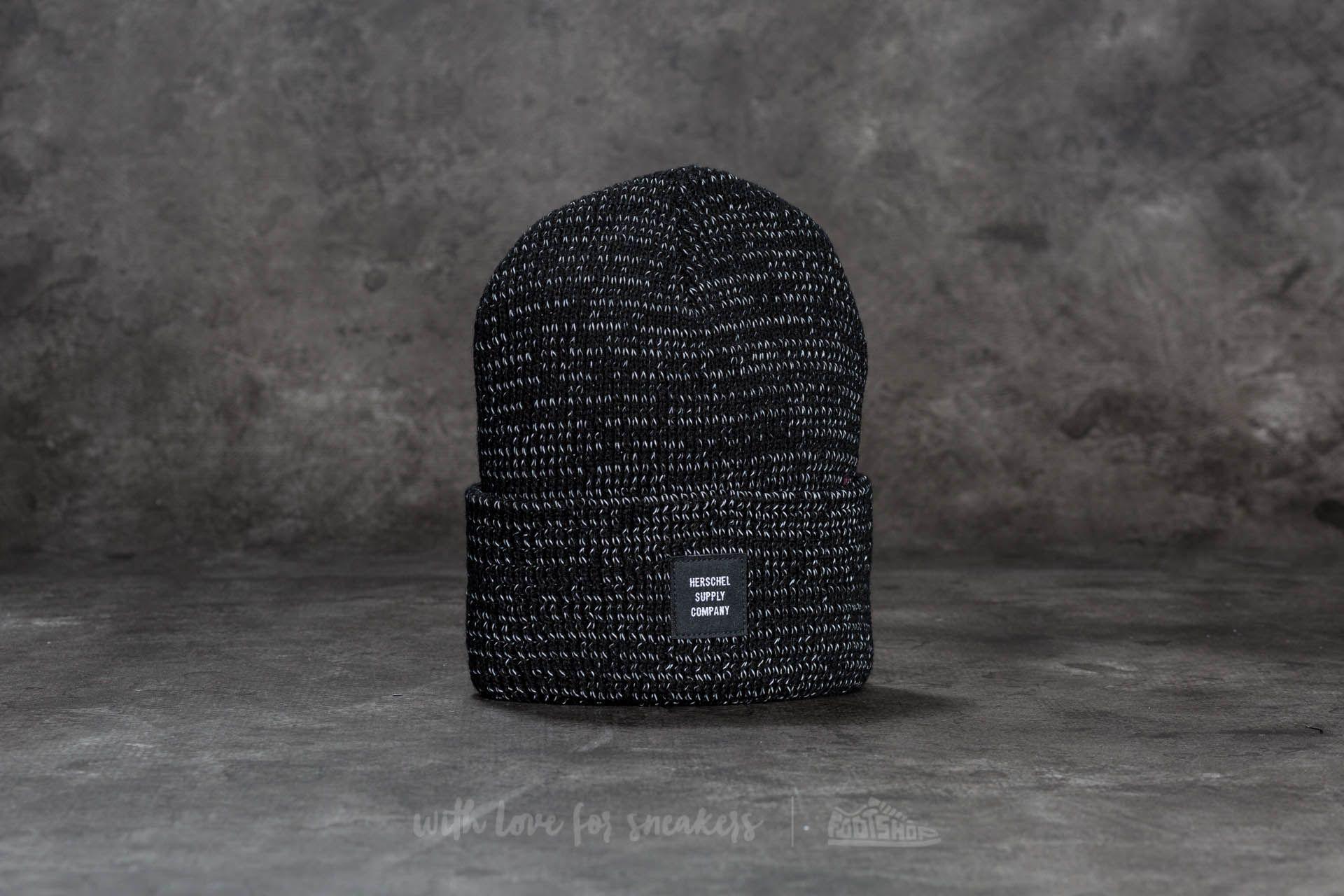 Herschel Supply Co. Abbott Reflective Hat Black Reflective - 20120