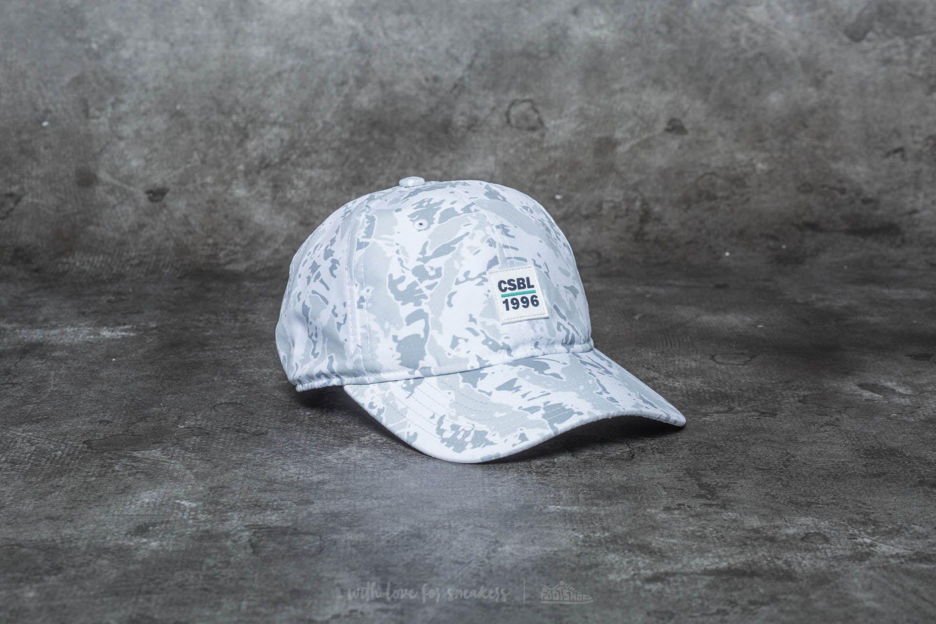 Cayler & Sons CSBL Edo Curved Cap Creme - 20237