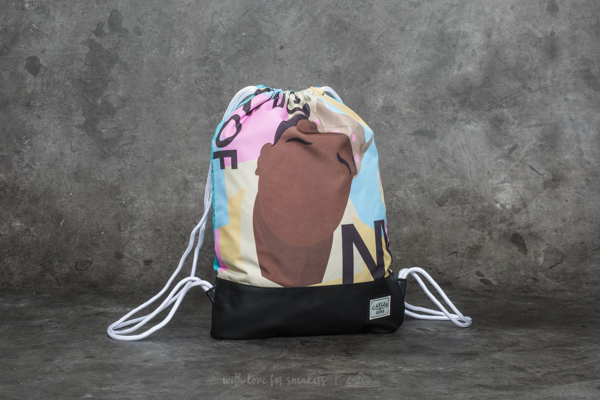 Cayler & Sons WL A Dream Gymbag Multicolor - 20210