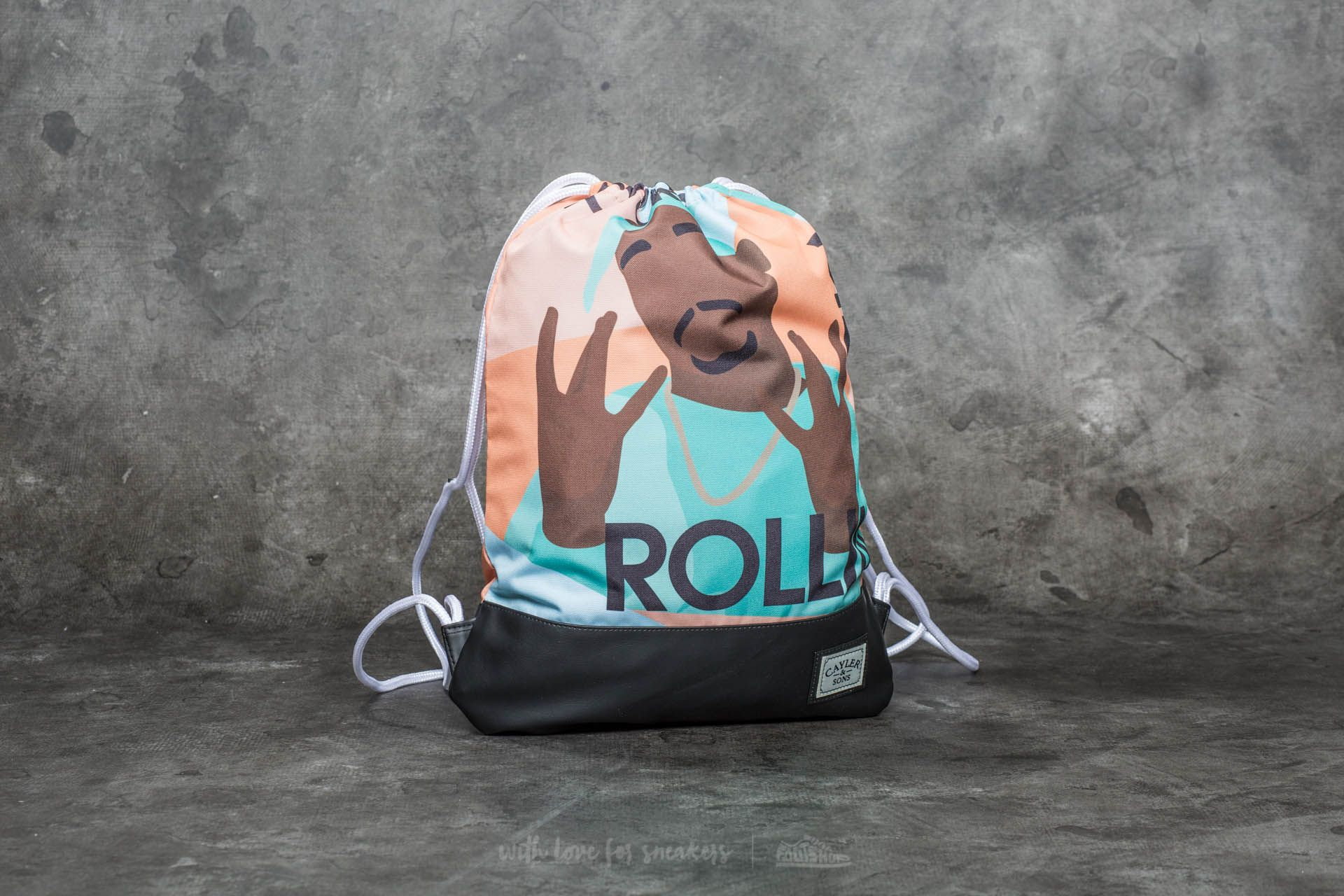 Cayler & Sons WL Me Rollin' Gymbag Multicolor - 20206