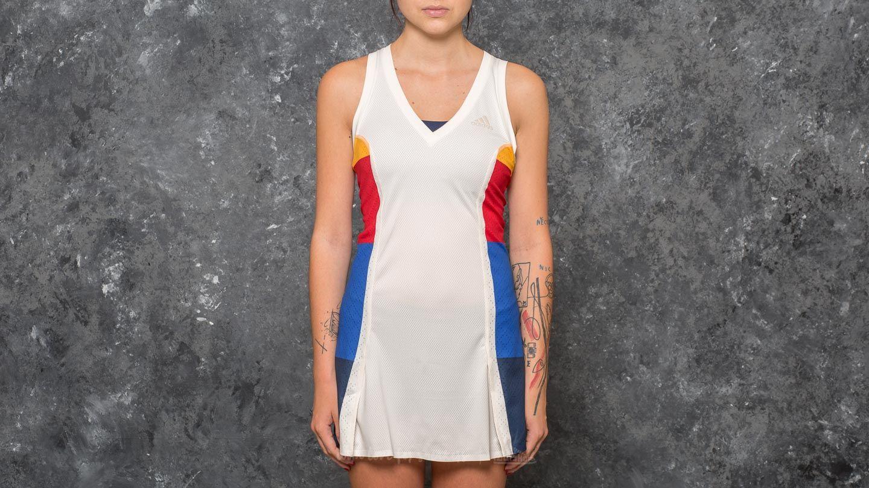 adidas New York Colorblock Dress Chalk White - 20368