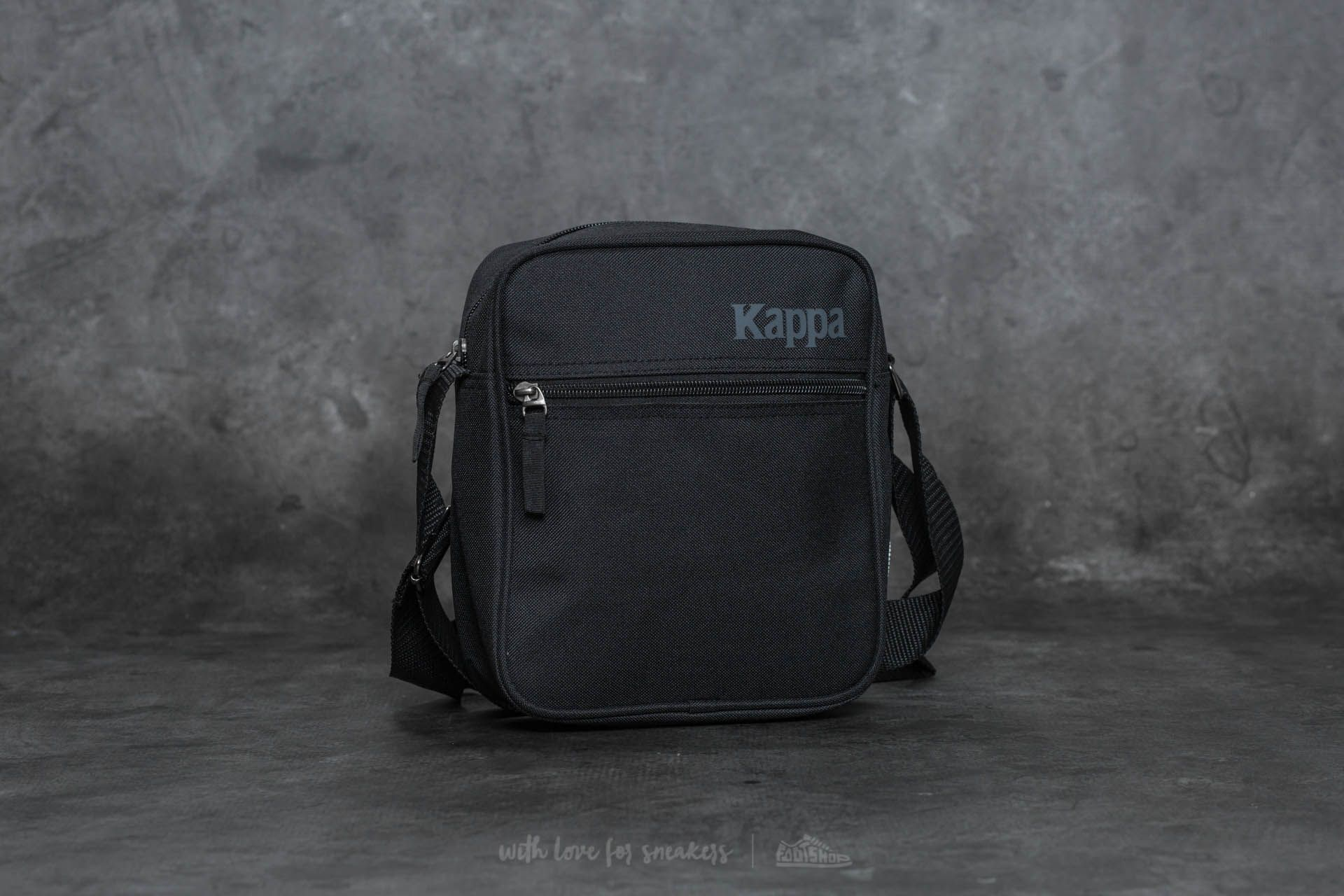 Kappa Authentic Bana Bag Black - 20552