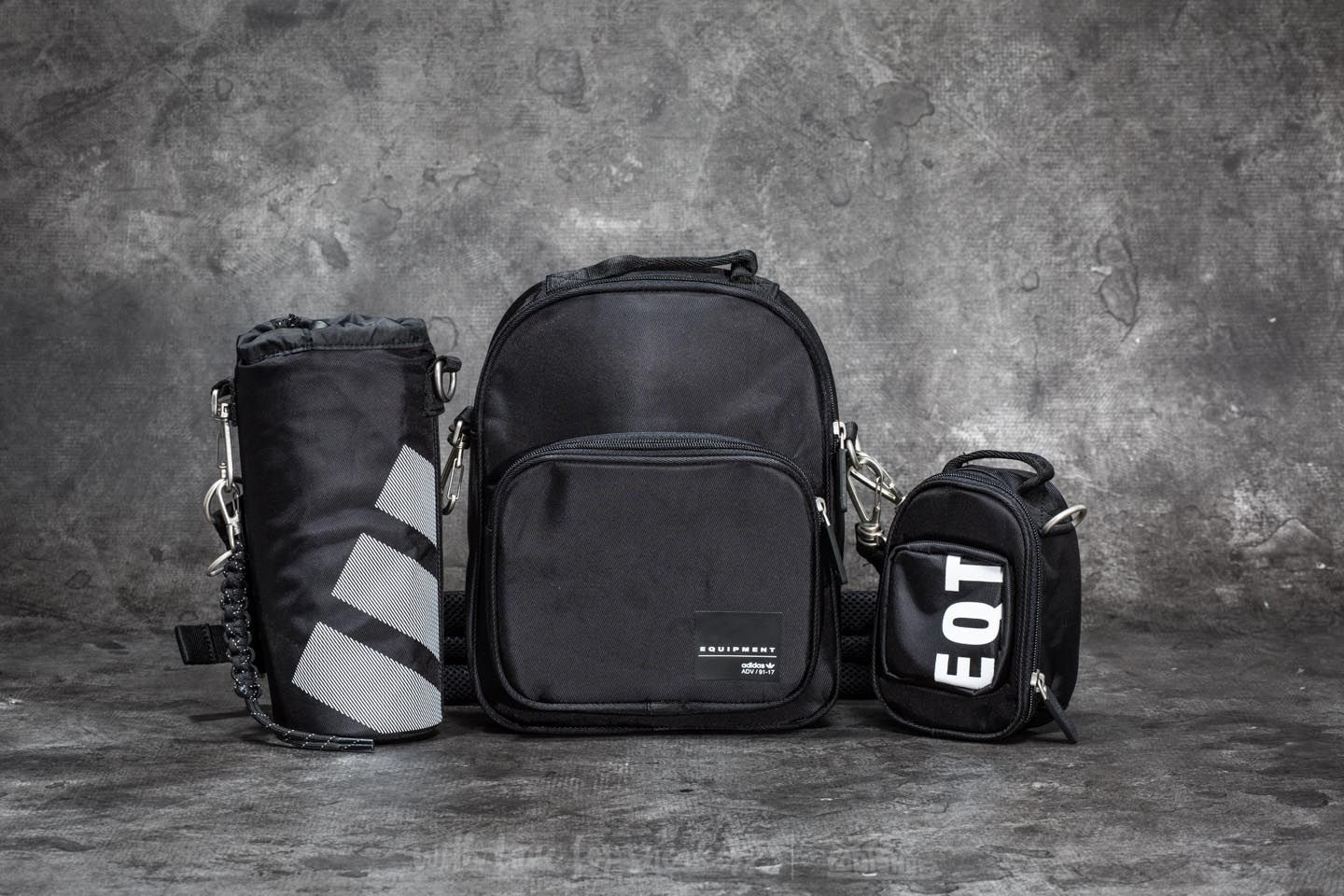 adidas Equipment Utility Bag Black - 19102