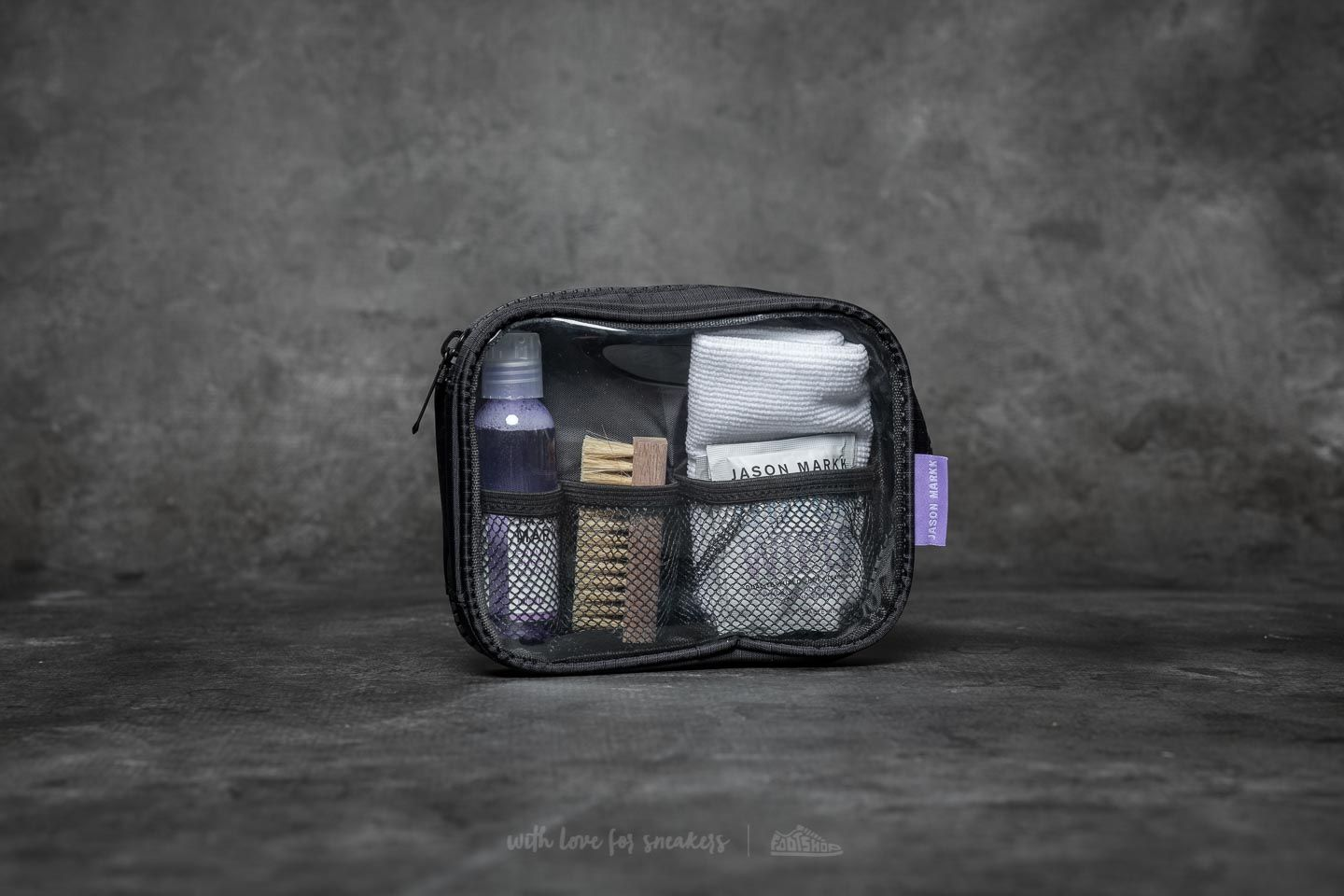 Jason Markk Travel Kit Black - 21204