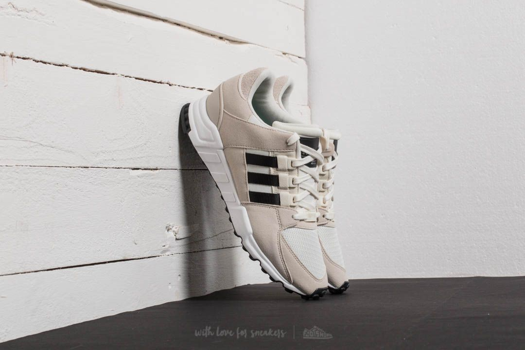 adidas EQT Support RF Off White/ Core Black/ Clear Brown - 21505