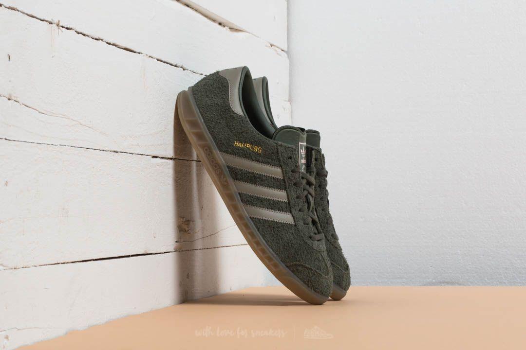 adidas Hamburg W St Major/ Tech Beige/ Gum - 21518