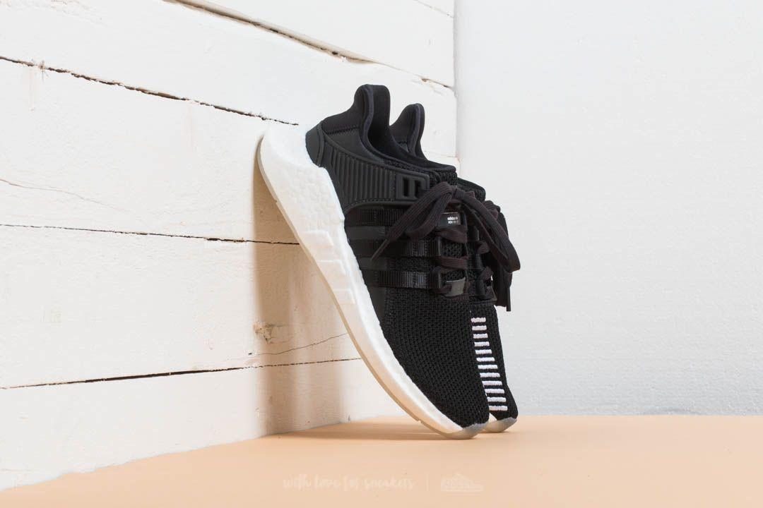adidas EQT Support 93/ 17 Core Black/ Core Black/ Ftw White - 21511