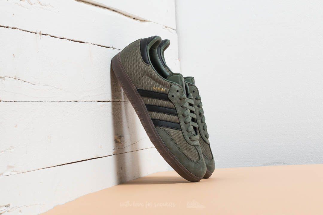 adidas Samba OG St Major/ Core Black/ Gum - 21574