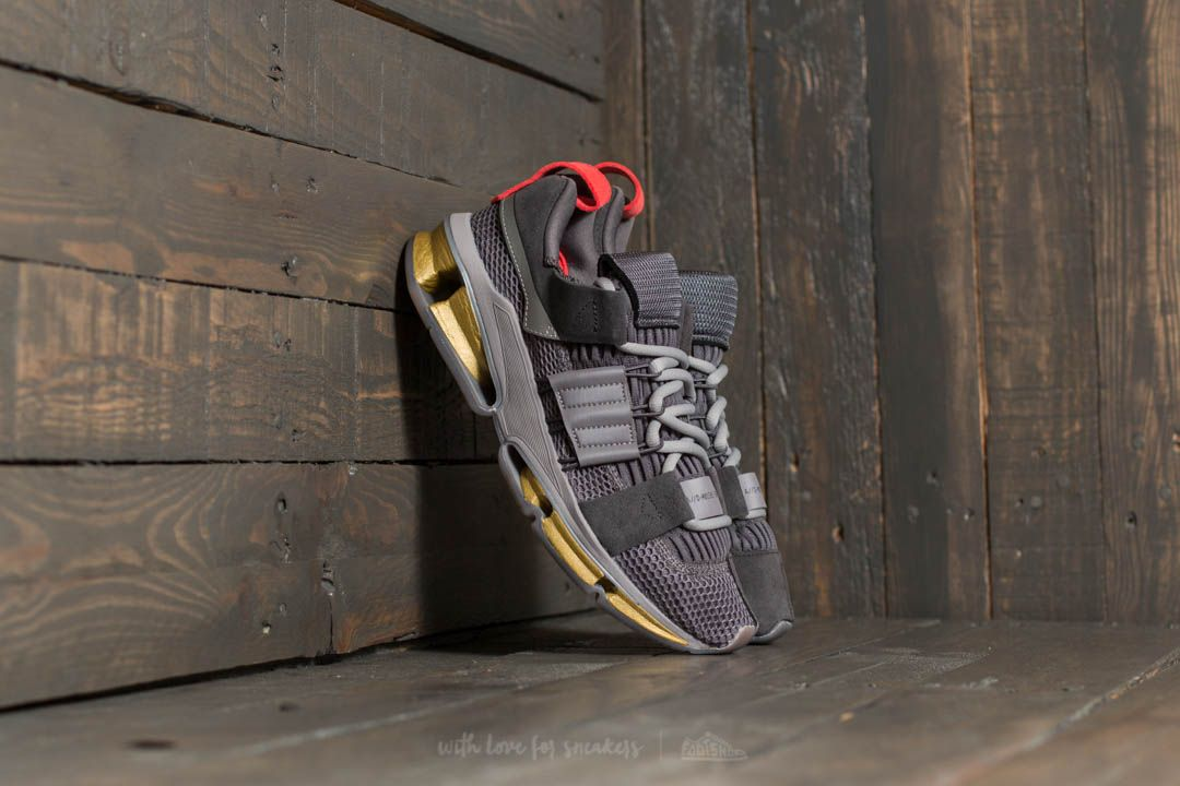 adidas Consortium Twinstrike A//D Clear Granite/ Bright Red - 21668