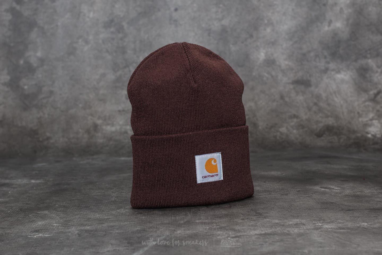 Carhartt WIP Acrylic Watch Hat Tobacco - 21992