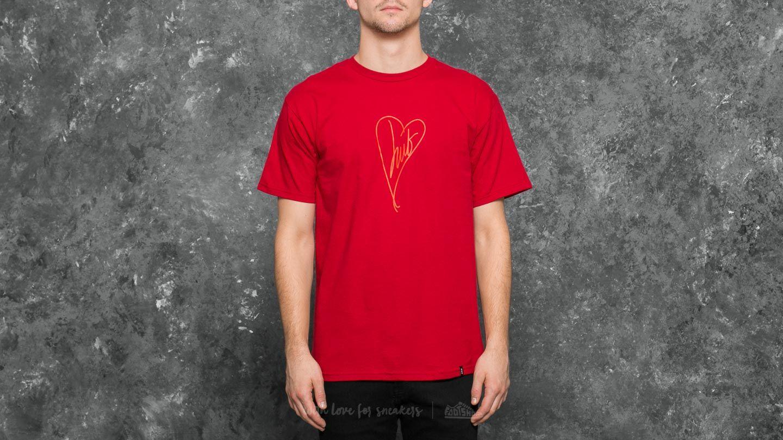 HUF 1979 T-Shirt Cardinal - 22722