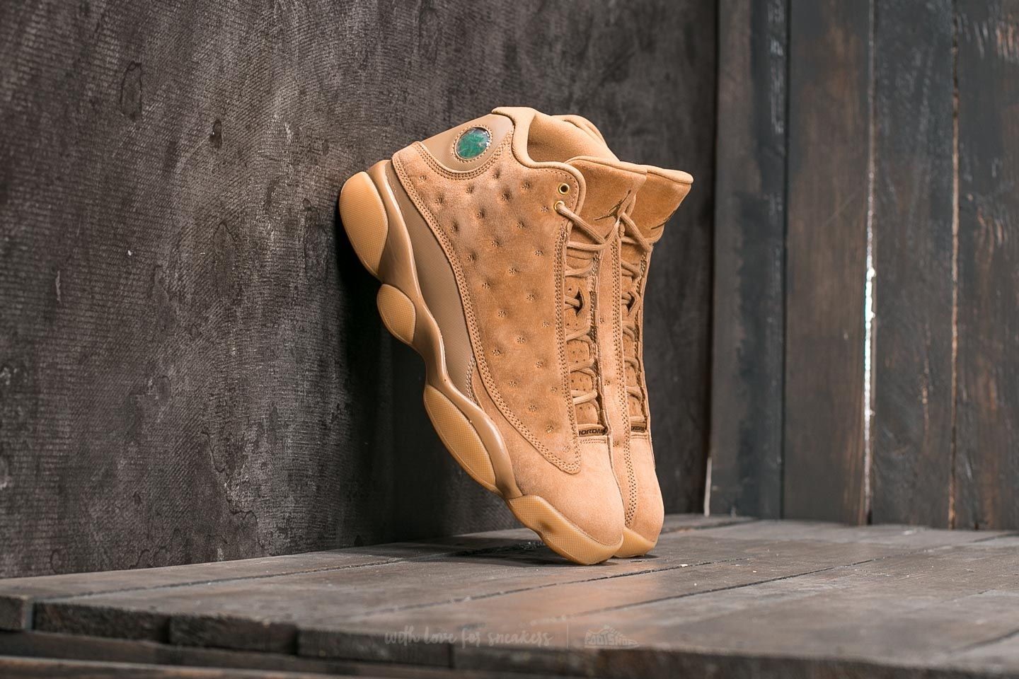 Air Jordan 13 Retro Elemental Gold/ Baroque Brown - 23163