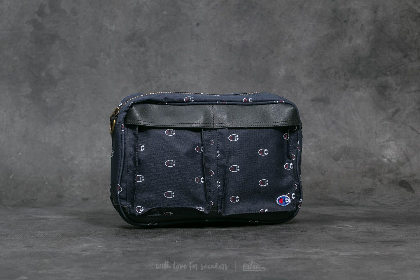 Champion Beauty Case Navy - 21467