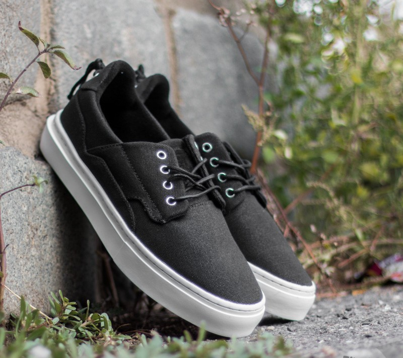 Clear Weather Eighty Black Waxed Cavnas - 5133