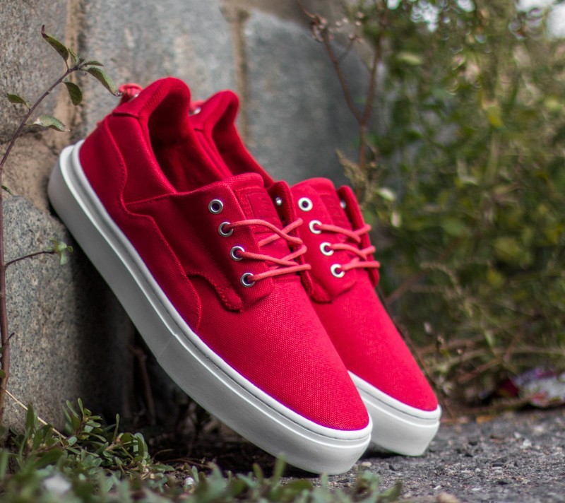 Clear Weather Eighty Red Waxed Cavnas - 5131