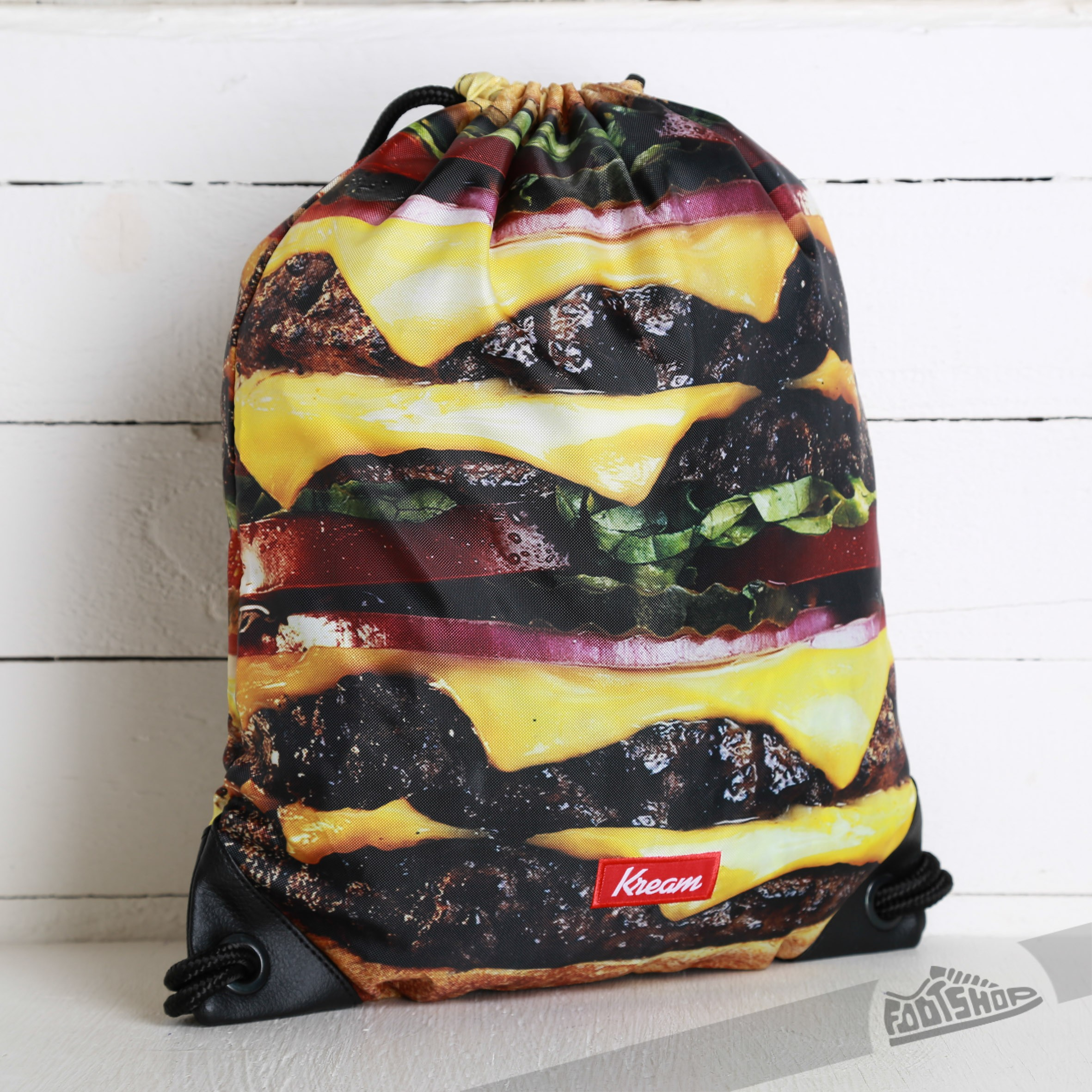 Kream Big Ass Burger Bag Multi Colored - 5802