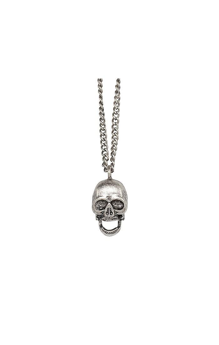 Icon Brand Check Yo´Self Necklace - 5940