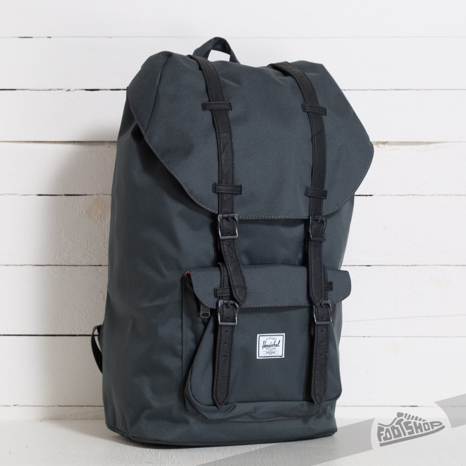 Herschel Supply Co. Little America Backpack Dark Shadow - 6972