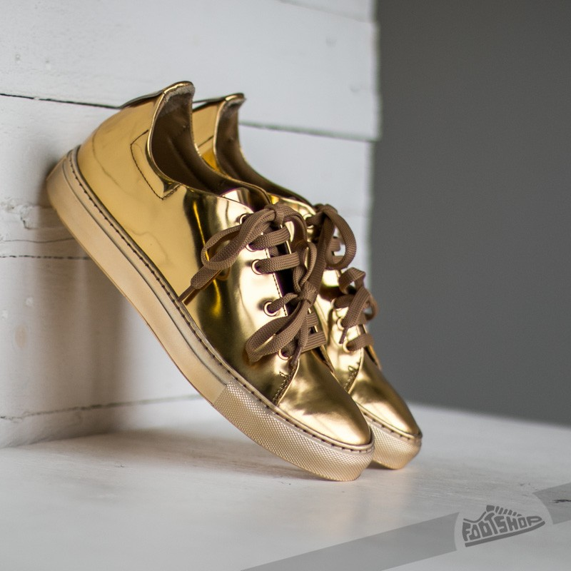 Marco Laganà Sneaker Low Gold/ Gold - 7352