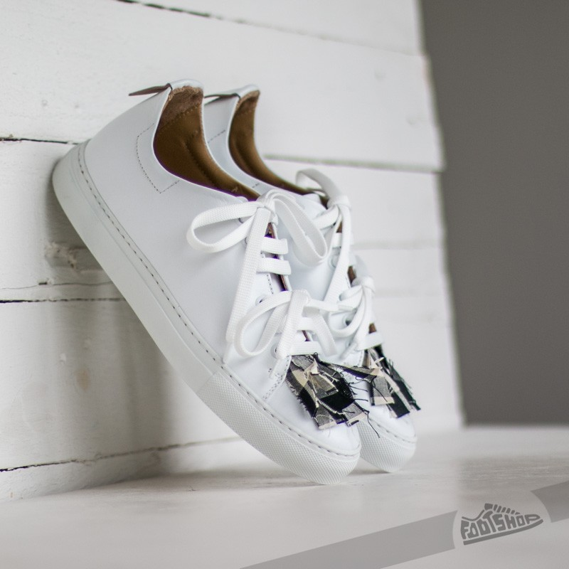 Marco Laganà Sneaker Low White/ White/ Tex - 7350