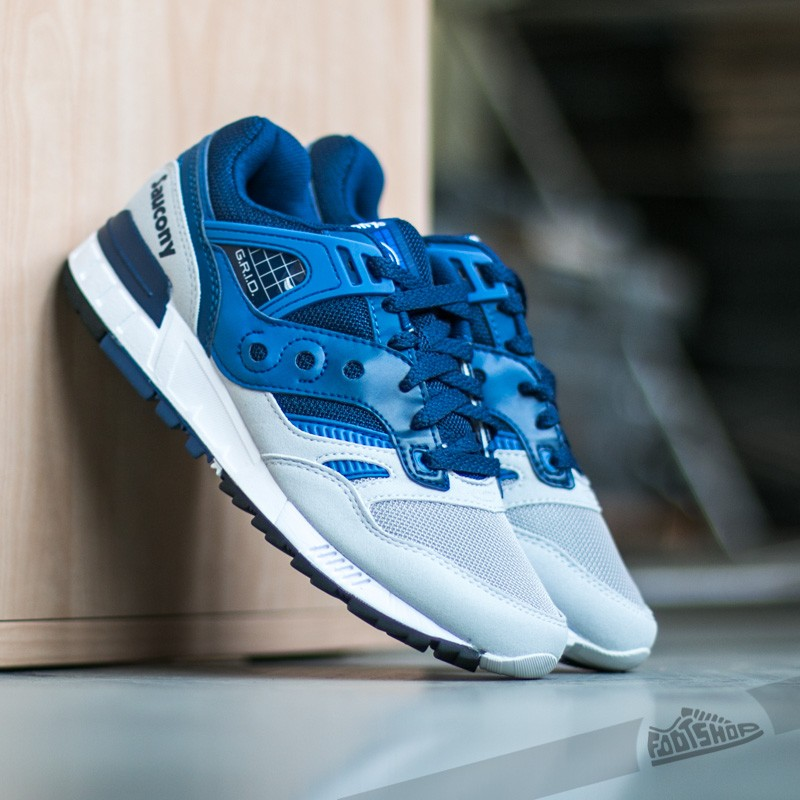 Saucony Grid SD Blue/ Grey - 7418