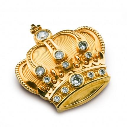 Shoeclipper Royal Dy-Nasty Gold - 8446