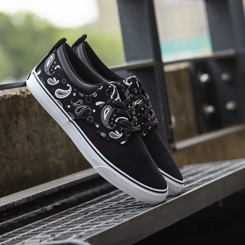 Radii The Jax Jet Paisley Canvas - 8383