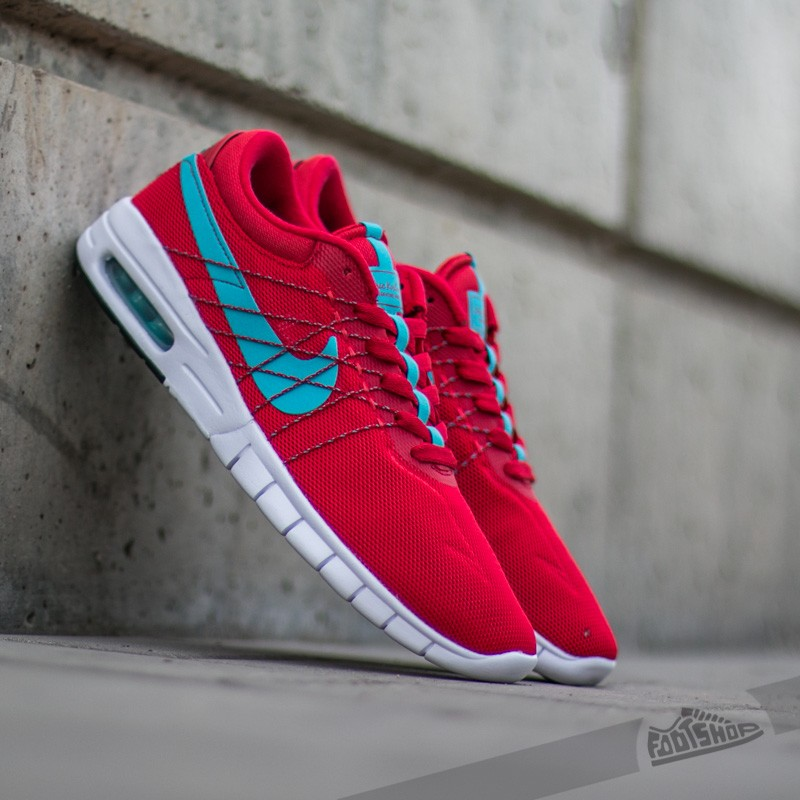 Nike Koston Max University Red/ Omg Blue-White - 8524