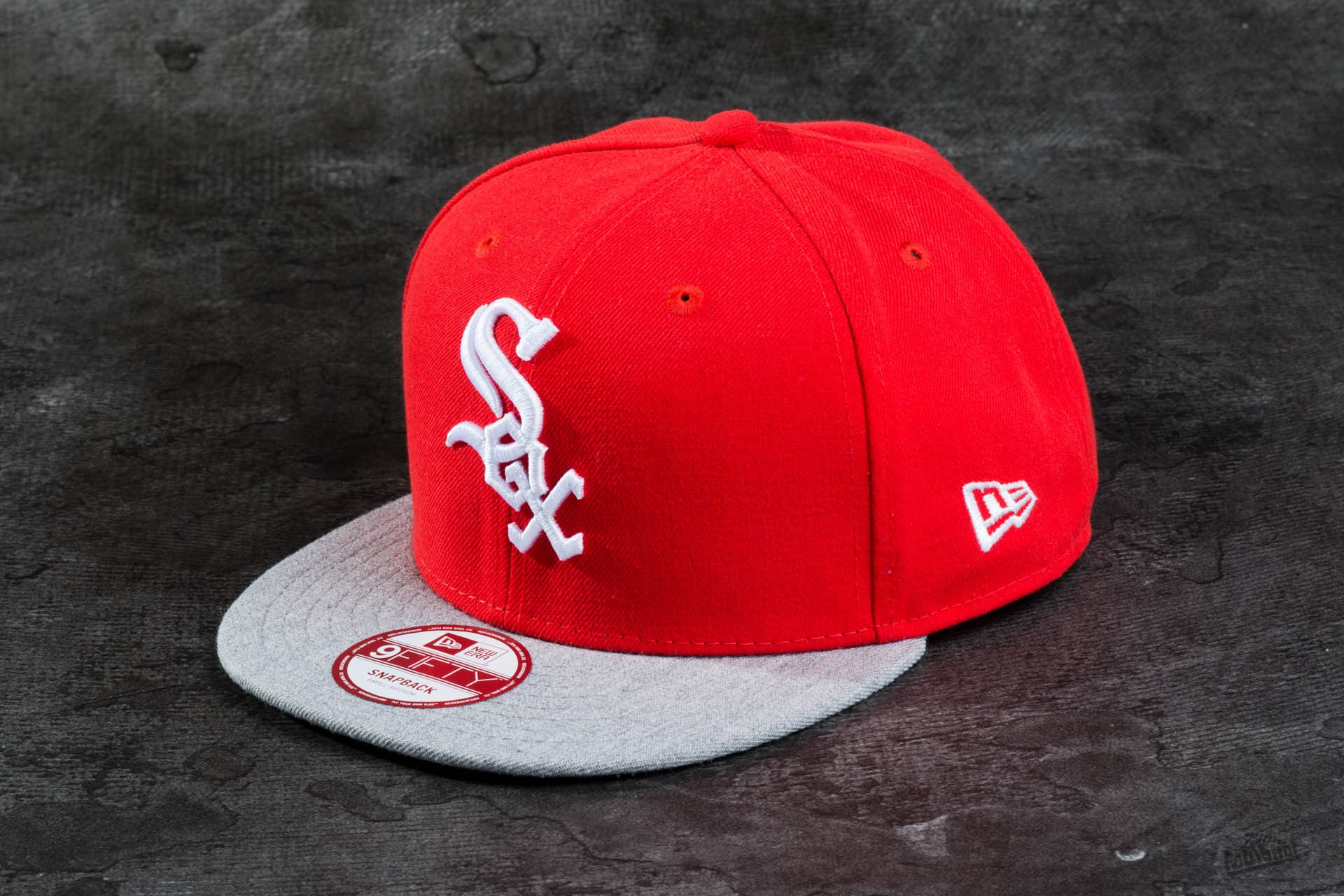 New Era 59FIFTY League Basic Chicago White Sox Red - 3552