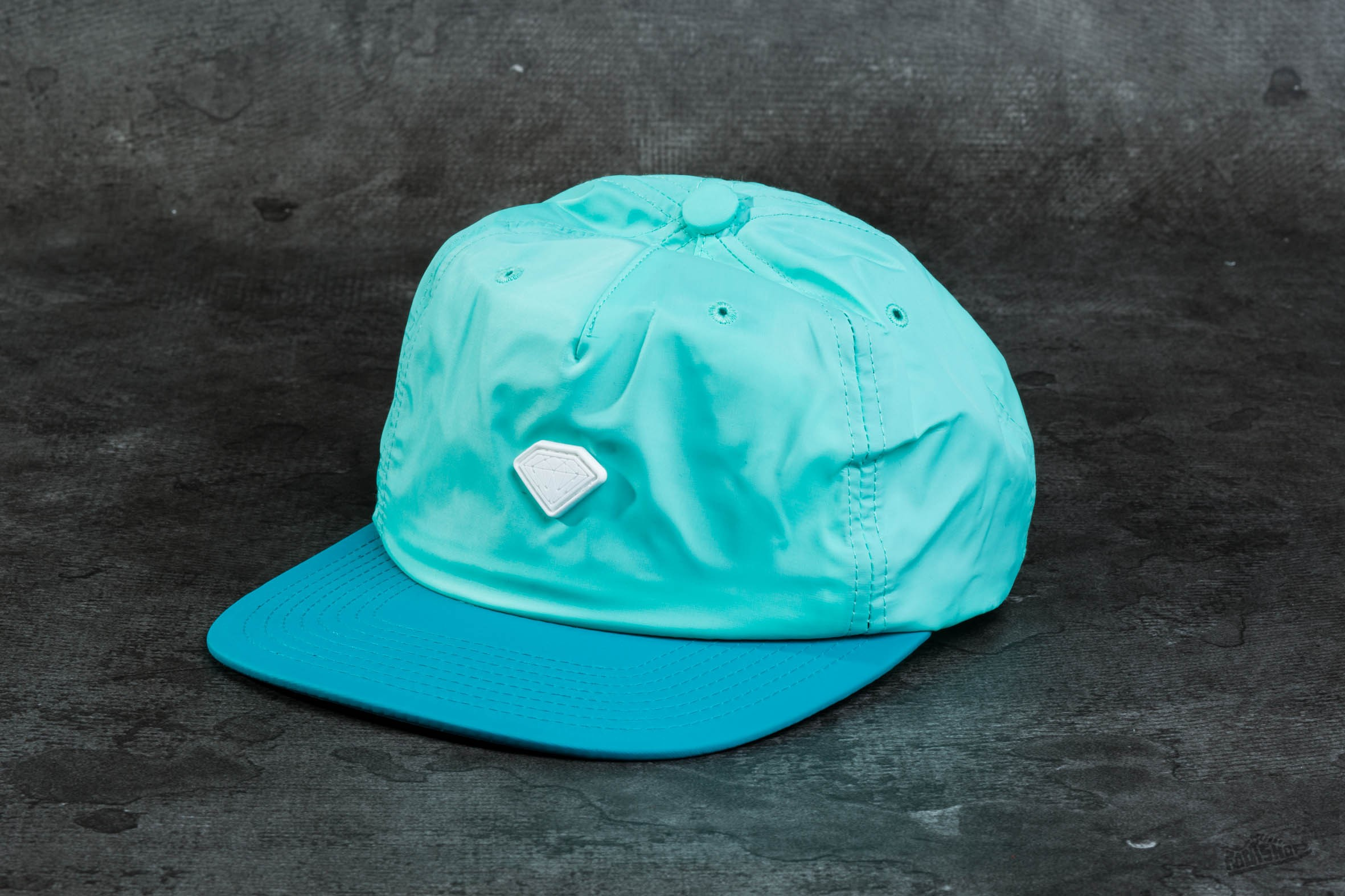 Diamond Supply Co. Yacht Clipback Blue - 9361