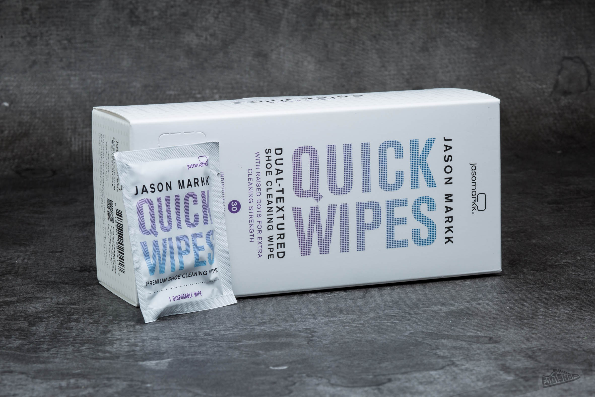 Jason Markk Quick Wipes - Box of 30 - 8613