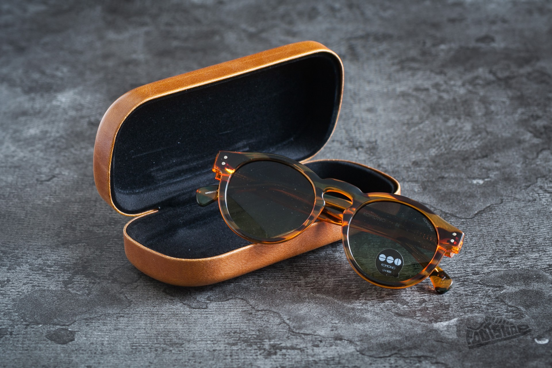 Komono Clement Lined Tortoise - 3062