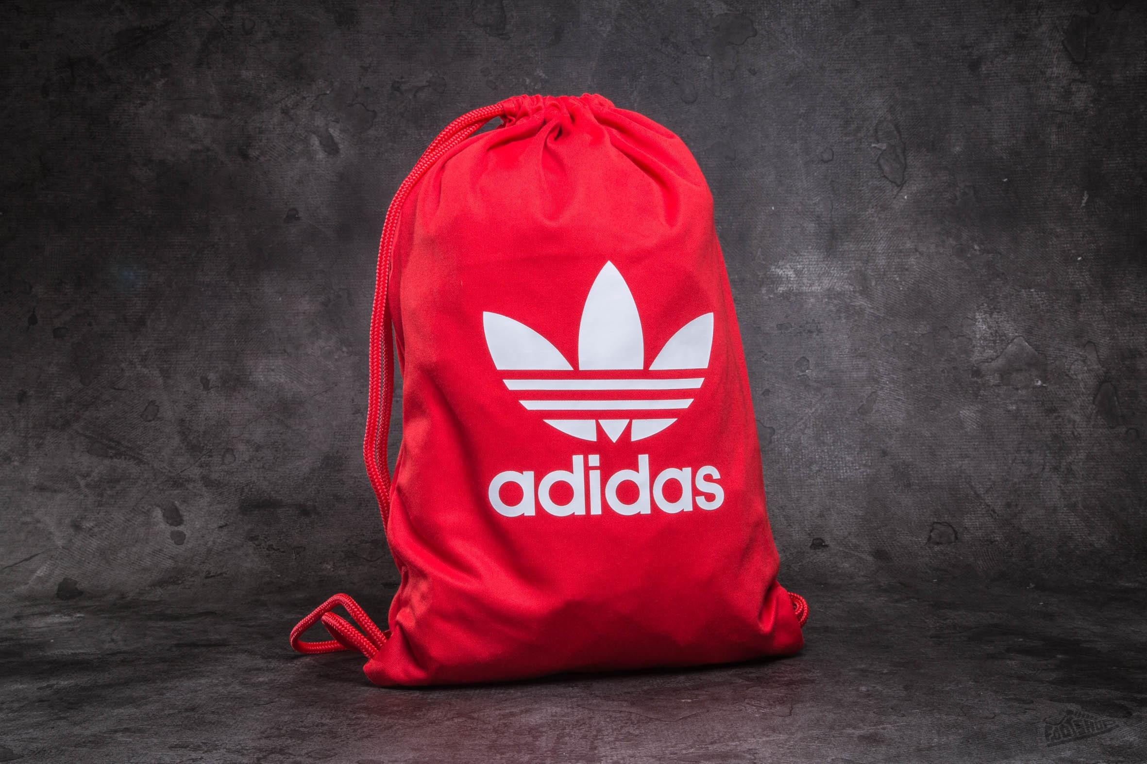 adidas Gymsack Tricot Vivid Red - 9624