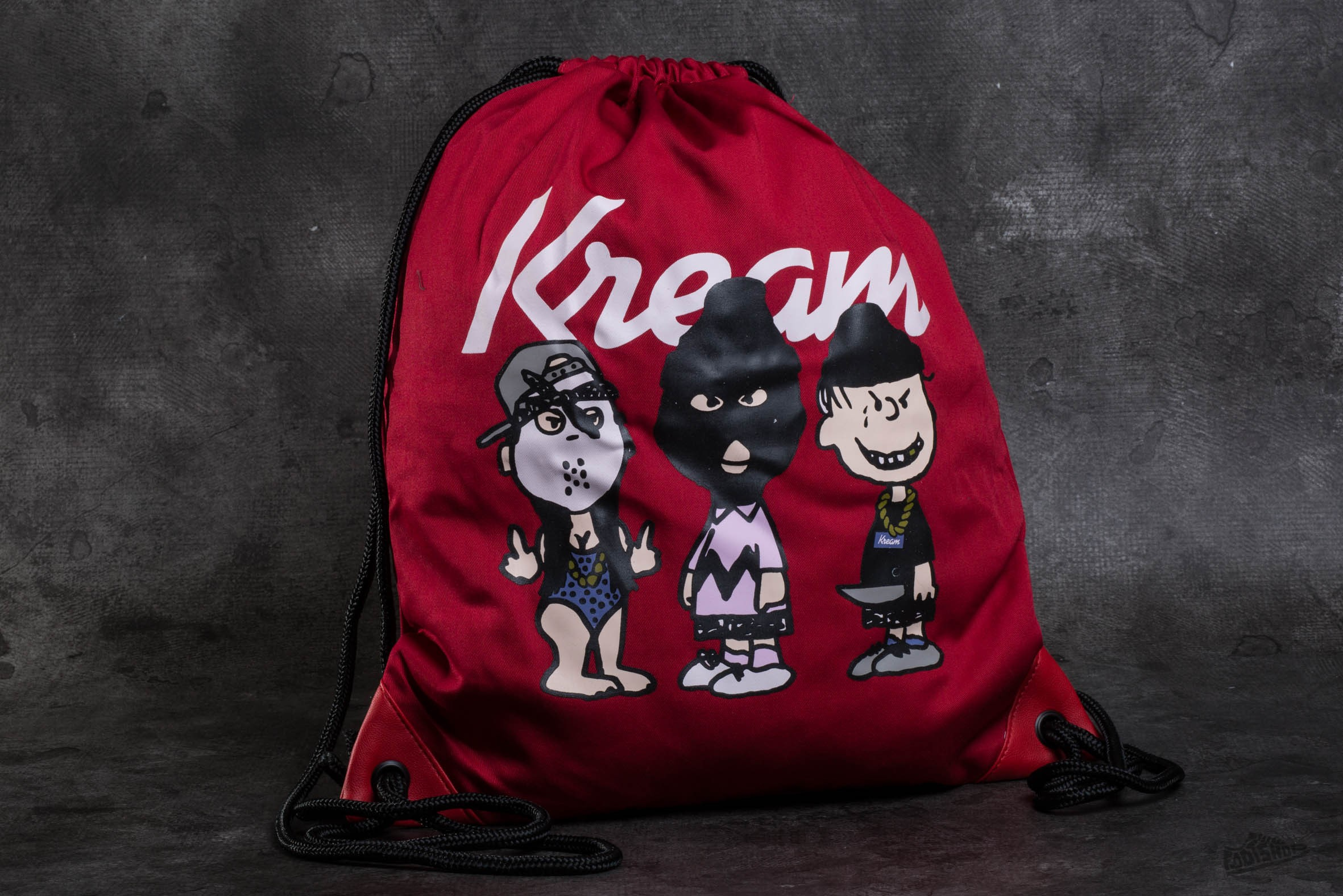 Kream Thugrats Bag Red/ Multicolor - 9872