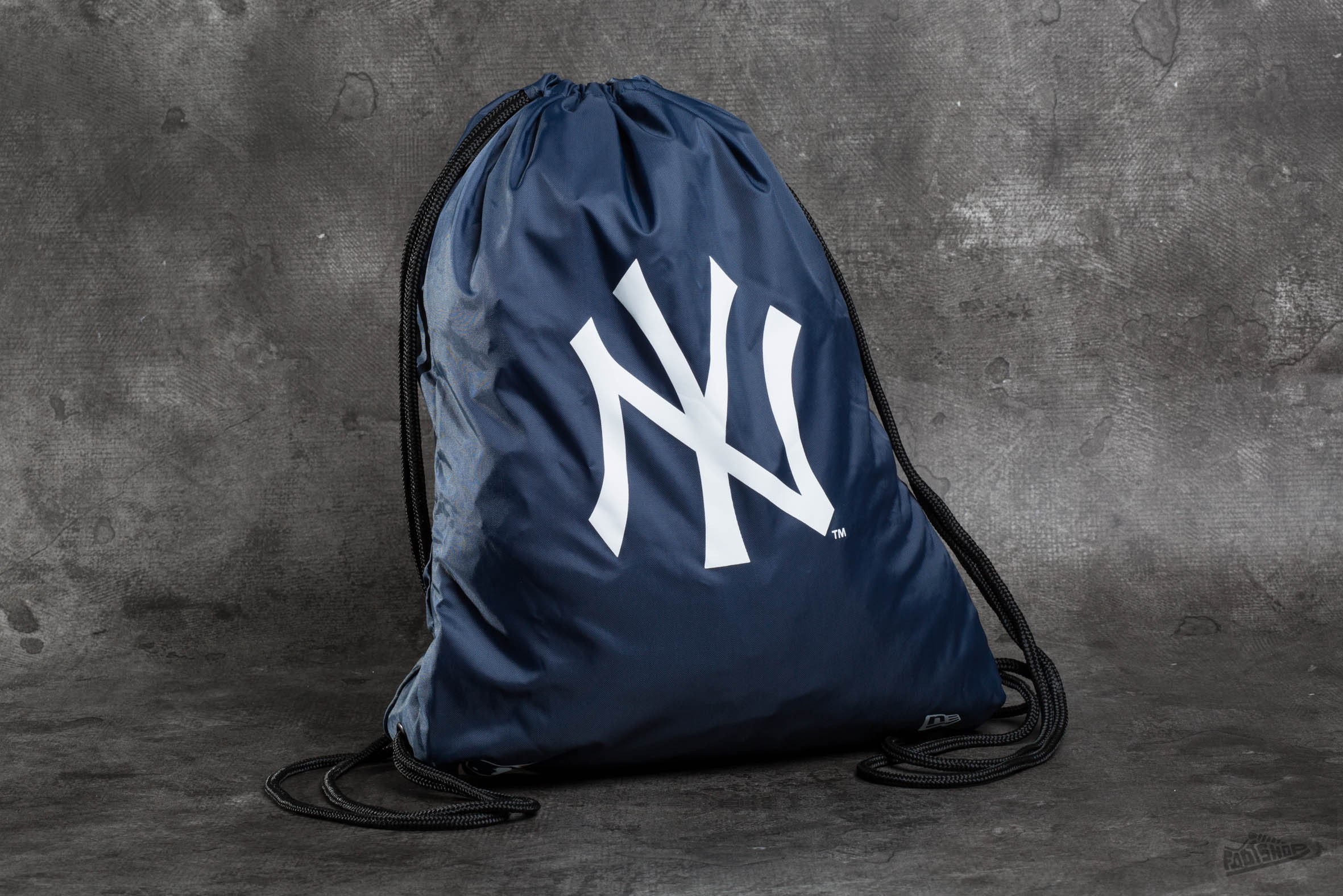 New Era Gym Sack Major League Baseball New York Yankees Blue - 9879