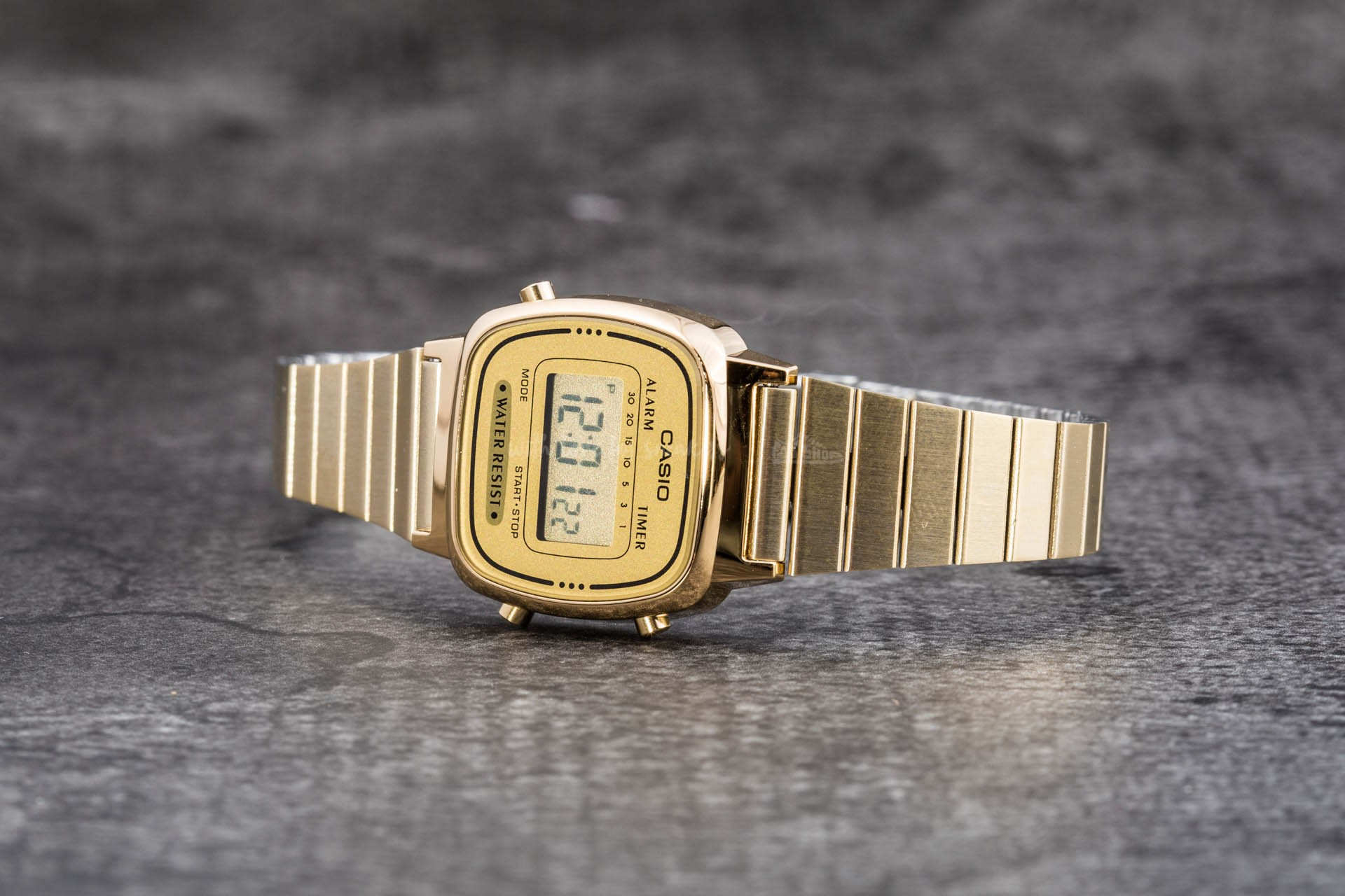 Casio LA 670GA-9 Gold - 7985