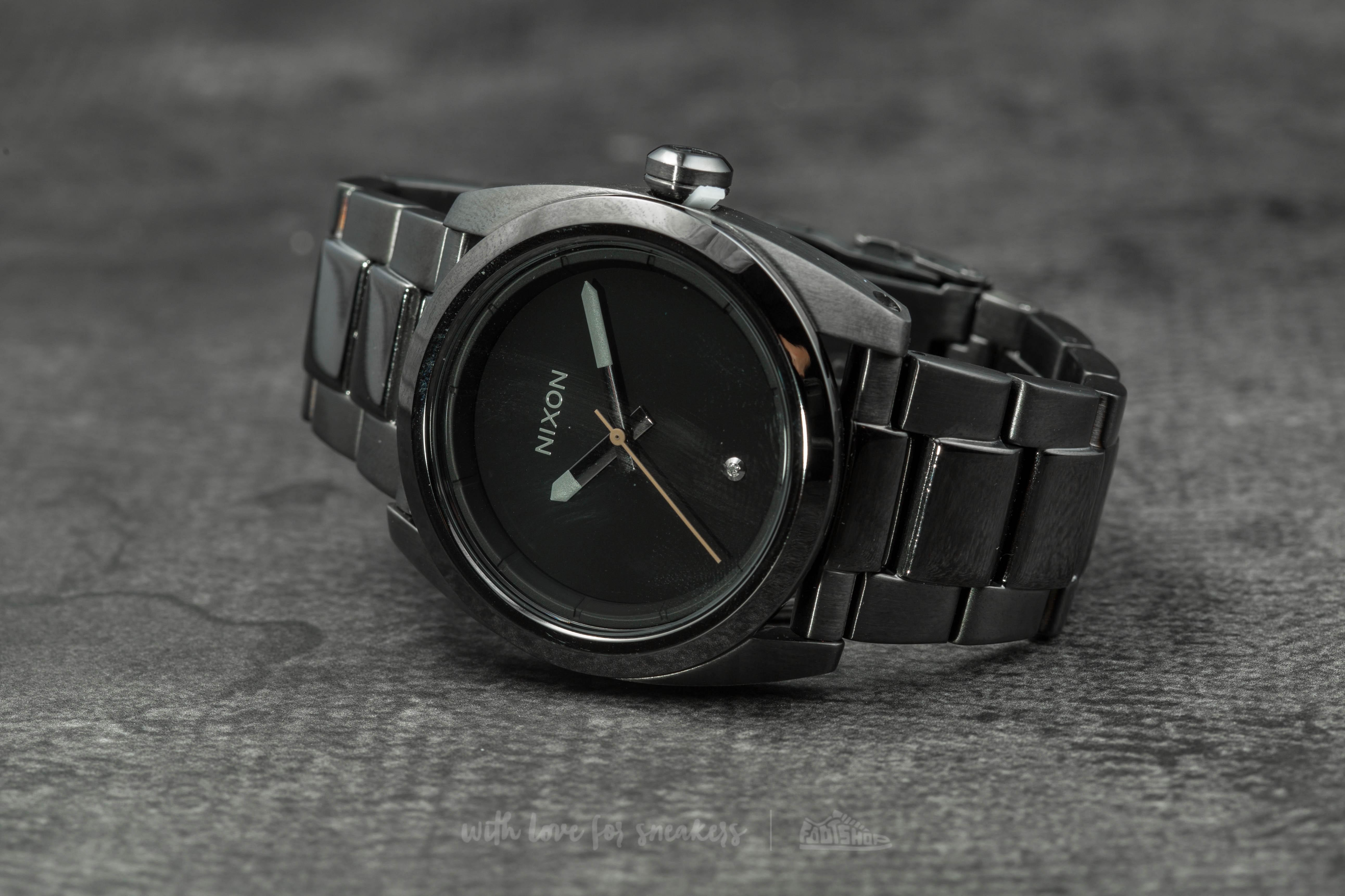 Nixon Kingpin Gunmetal - 3765