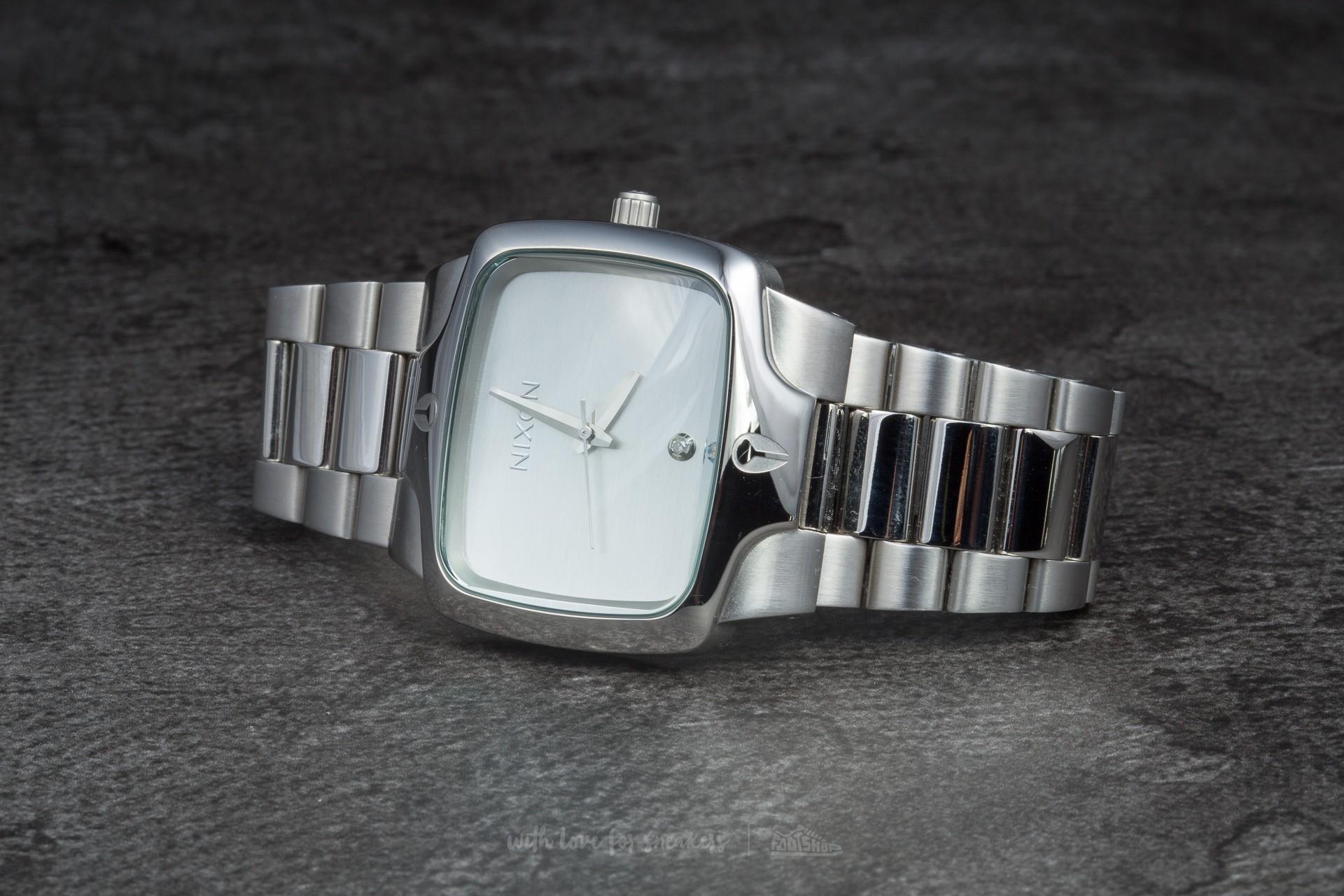 Nixon Player Silver - 3747