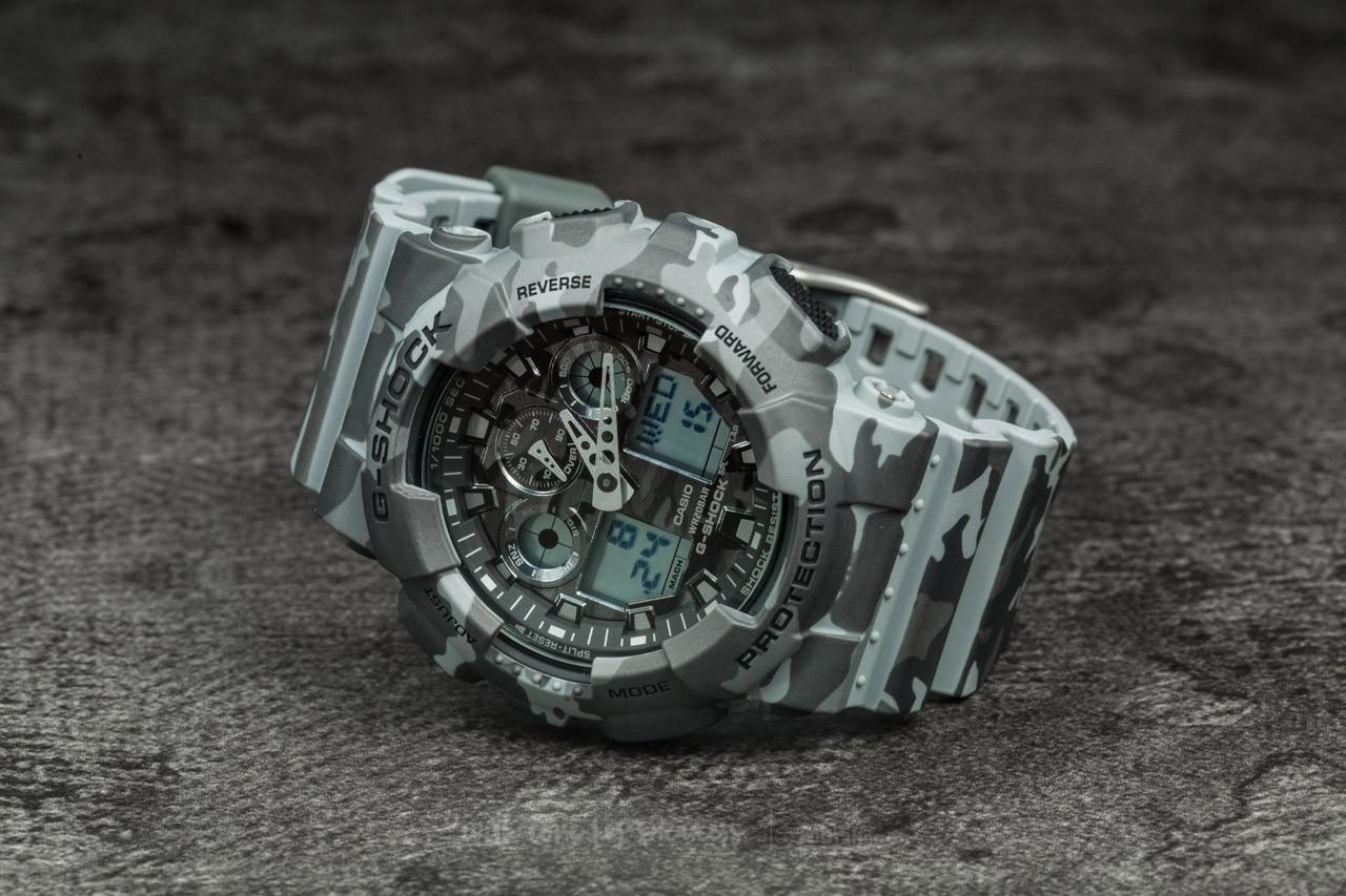 G-Shock GA-100CM-8AER - 3628